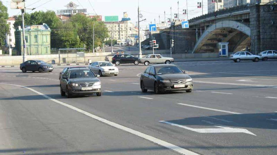 Doprava v Moskvě