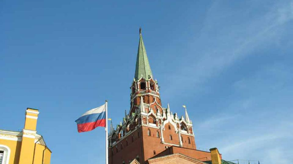 Kam zavlaje ruská vlajka