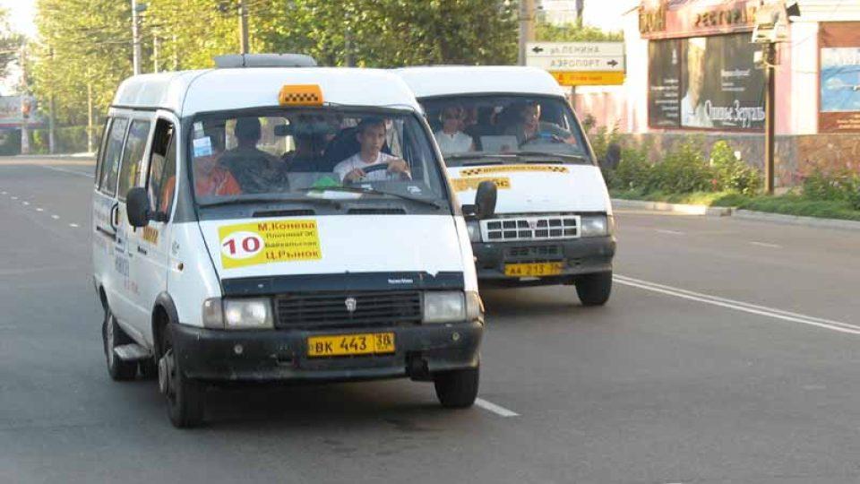 Napříč Sibiří: Irkutsk - dobrovolné taxi