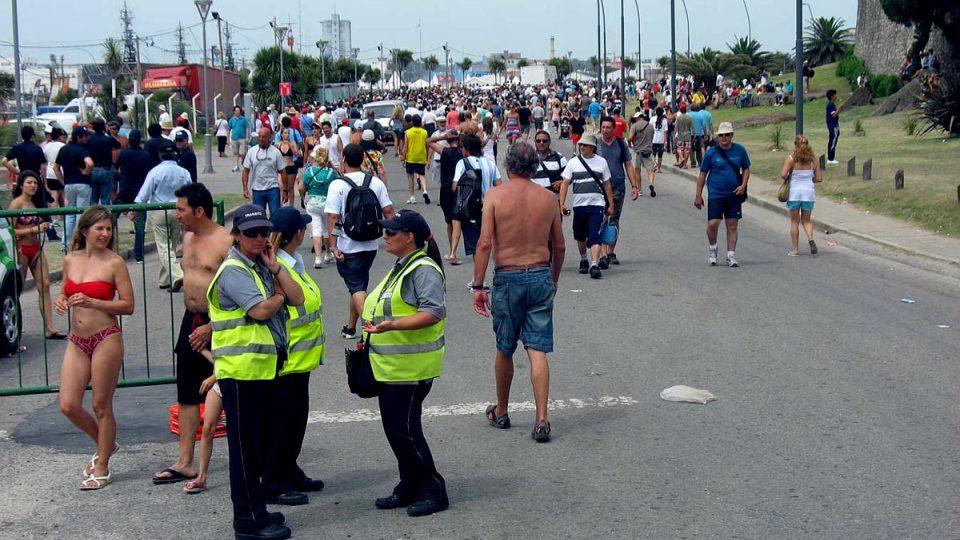 Zájem Argentinců o dakarskou vesnici v Mar del Plata
