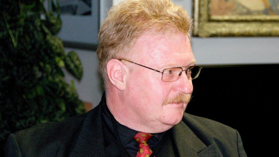 Libor Šedivý, nejaktivnější Zpravodaj Zelené vlny za rok 2011