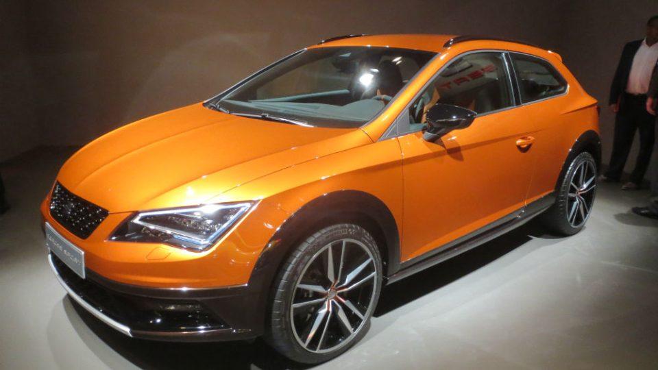 Seat Cross Sport